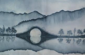 moon-bridge