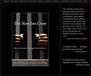The New Jim Crow - Wikipedia, the free encyclopedia