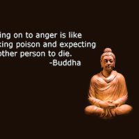 Letting-go of Anger