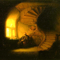 Power of Art: Rembrandt