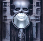 Work Nr. 217 ELP II (Brain Salad Surgery) by H. R. Giger (1973).