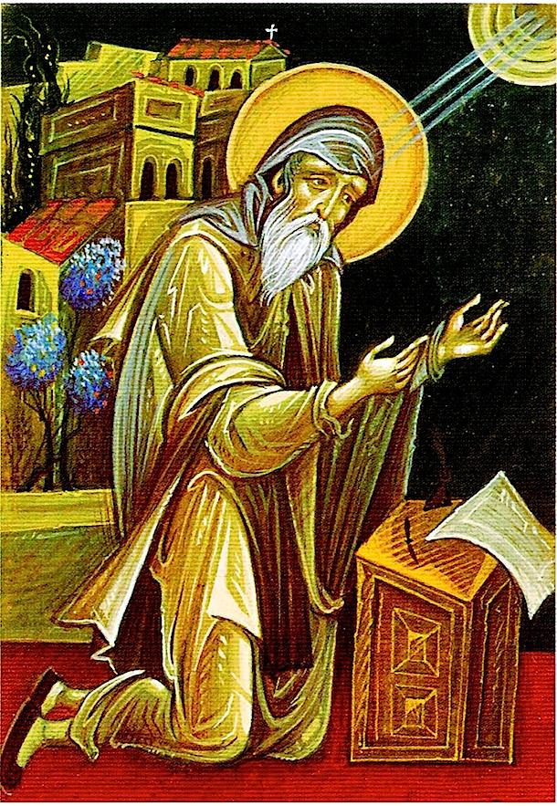 Saint Symeon the New Theologian (d. 1022)
