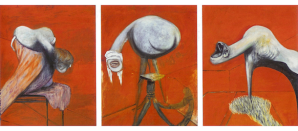 Three Studies for Figures at the Base of a Crucifixion by Francis Bacon. Tate Modern. http://www.tate.org.uk