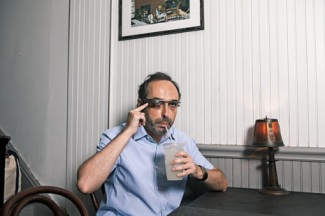 Gary Shteyngart: Confessions of a Google Glass Explorer : The New Yorker