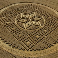 Crop circles demystified: how the patterns are created - Telegraph
