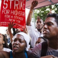 Largest fast food strike ever today: 58 cities will be affected - Salon.com