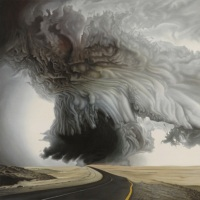 Acrylic Storm - Michelle Manly