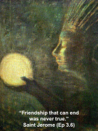 Friendship by Mikalojus Ciurlionis (1907)