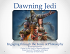 Title Slide for Dawning Jedi