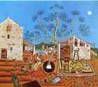 The Farm by Joan Miro (1921)