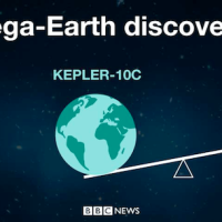 Mega-Earth Discovered