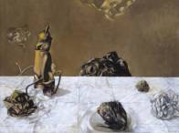 Some Roses and Their Phantoms, Dorothea Tanning (1952)