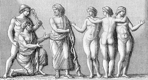Asclepius Reproves Hermes