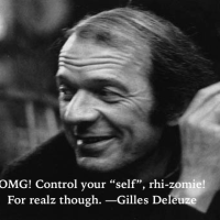 Deleuze for realz