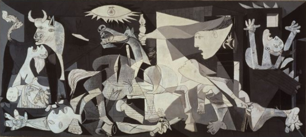 PicassoGuernica