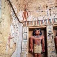 'One of a kind' Egyptian tomb discovery revealed